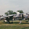 Date:  unknown<br /> Location:  KNQA<br /> AV-8A  158699<br /> Misc:  Ground trainer at NAS Millington, TN