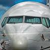 Date:  2/8/18 - Location:  KFLL<br /> Dep/Arv/Enr:  n/a - RW/Taxi/Ramp:  n/a<br /> Manufacturer:  Boeing<br /> Model:  B737-7CU<br /> C/N:  30772 - RegNmb:  N315TS - Type Engines:  Tfan<br /> Owner:  Corp<br /> Misc: