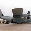 Date:  2001 - Location:  EGXJ<br /> Dep/Arv/Enr:  n/a - RW/Taxi/Ramp:  n/a<br /> Manufacturer:  Lockheed/Martin <br /> Model:  C-130J - Ser/BuNo:  MM62176 46-41<br /> Unit:  46 Brigata Aerea <br /> Misc: