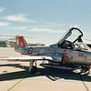 Date:  1987 - Location:  KREE<br /> Dep/Arv/Enr:  n/a - RW/Taxi/Ramp:  n/a<br /> Manufacturer:  Canadair <br /> Model:  CT-114 - Name:  Tutor<br /> C/N:  1175 - RegNmb:  114175<br /> Unit:  2 Canadian Forces Flying Training School<br /> Misc: