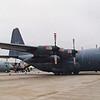 Date: 2000 - Location: EGXJ<br /> Dep/Arv/Enr: n/a - RW/Taxi/Ramp: n/a<br /> Manufacturer: Lockheed<br /> Model: CC130E - Ser/BuNo: 130328<br /> Unit: 436 Squadron<br /> Misc: