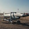 Date:  1988 - Location:  KSDM<br /> Dep/Arv/Enr:  n/a - RW/Taxi/Ramp:  n/a<br /> Manufacturer:  Teledyne Ryan <br /> Model:  AQM-34M - Ser/BuNo:  n/a<br /> Unit:  n/a<br /> Misc:  Teledyne Model number 147SD