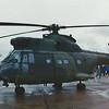 Date:  2000 - Location:  EGUN<br /> Dep/Arv/Enr:  n/a - RW/Taxi/Ramp:  n/a<br /> Manufacturer:  Aérospatiale<br /> Model:  SA330 HC.1 - Ser/BuNo:  XW213<br /> Unit:  72 Squadron <br /> Misc: