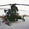 Date: 2005 - Location:  KMCF<br /> Dep/Arv/Enr:  n/a - RW/Taxi/Ramp:  n/a<br /> Manufacturer:  Boeing<br /> Model:  MH-47G - Name:  Chinook<br /> C/N:  M.3731 - SerNo:  03-03731<br /> Unit:  160 SOAR(A)<br /> Misc: