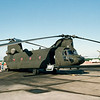 Date:  1992 - Location:  KNTU<br /> Dep/Arv/Enr:  n/a - RW/Taxi/Ramp:  n/a<br /> Manufacturer:  Boeing <br /> Model:  MH-47D - Name:  Chinook<br /> C/N:  M.3355 - SerNo:  89-0161<br /> Unit: 160 SOAR(A)<br /> Misc:
