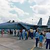 Date:  unknown - Location:  KFSM<br /> Dep/Arv/Enr:  n/a - RW/Taxi/Ramp:  n/a<br /> Manufacturer:  McDonnell Douglas <br /> Model:  F-15C - Ser/BuNo:  84-0012<br /> Unit:  53 TEG<br /> Misc:  n/a
