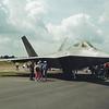 Date:  2006 - Location:  KLAL<br /> Dep/Arv/Enr:  n/a - RW/Taxi/Ramp:  n/a<br /> Manufacturer:  Lockheed/Martin <br /> Aircraft:  F-22A - Ser/BuNo:  03-4050<br /> Unit:  27 FS<br /> Misc: