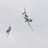 Date:  11/9/12 - Location:  KSUA<br /> Manufacturer:  Fairchild Republic-Northrop Grumman/North American<br /> Aircraft:  A-10C/P-51D<br /> Mil Reg:  80-0223/44-74502 - Civ Reg:  n/a/N351DT<br /> Misc: