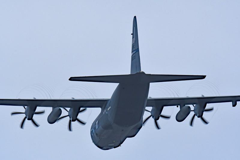 Date:  5/11/17 - Location:  KORL<br /> Dep/Arv/Enr:  Dep - RW/Taxi/Ramp:  RW25<br /> Manufacturer:  Lockheed Martin <br /> Model:  WC-130J - Ser/BuNo:  99-5309 - C/N:  5501<br /> Unit:  53 WRS/403 WG<br /> Misc: