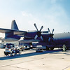 Date:  unknown - Location:  KNPA<br /> Dep/Arv/Enr:  n/a - RW/Taxi/Ramp:  n/a<br /> Manufacturer:  Lockheed<br /> Model:  MC-130P - SerBuNo:  69-5822 - C/N:  4370<br /> Unit:  9 SOS<br /> Misc: