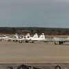 Date:  unknown - Location:  KLRF<br /> Dep/Arv/Enr:  n/a - RW/Taxi/Ramp:  Transient Ramp<br /> Manufacturer:  Northrop<br /> Model:  T-38A - Name:  Talon<br /> C/N:  various - SerNo:  various<br /> Unit:  64 FTW<br /> Model:  F-5E - Name:  Tiger II<br /> C/N:   R.1023 - SerNo:  72-01403 - Code:  01403 - BortNo:  03 (blue)<br /> Unit:  57 FWW<br /> Misc: