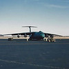 Date:  1987 - Location:  KVOK<br /> Dep/Arv/Enr:  n/a - RW/Taxi/Ramp:  n/a<br /> Manufacturer:  Lockheed<br /> Model:  C-141B - Name:  Starlifter<br /> SerBuNo:  unknown - C/N:  unknown<br /> Unit:  63 MAW<br /> Misc: