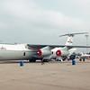 Date: 1991 - Location: KWRI<br /> Dep/Arv/Enr: n/a - RW/Taxi/Ramp: n/a<br /> Manufacturer: Lockheed<br /> Model: C141B - Ser/BuNo: 66-0199<br /> Unit: 438 MAW<br /> Misc: