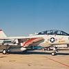 Date: unknown - Location: KNTU<br /> Dep/Arv/Enr: n/a - RW/Taxi/Ramp: n/a<br /> Manufacturer: Grumman<br /> Model: F-14A - Ser/BuNo: 162703<br /> Unit: VF-41<br /> Misc: n/a