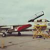 Date:  unknown - Location:  KNTU<br /> Dep/Arv/Enr:  n/a - RW/Taxi/Ramp:  n/a<br /> Manufacturer:  Grumman <br /> Model:  F-14A - Ser/BuNo:  162699<br /> Unit:  VF101<br /> Misc: