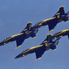 Date:  unknown - Location:  KWRI<br /> Dep/Arv/Enr:  Enr - RW/Taxi/Ramp:  n/a<br /> Manufacturer:  McDonnell Douglas <br /> Model:  F/A-18A  - Ser/BuNo:  unknown<br /> Unit:  US Navy Flight Demonstration Team, Blue Angels<br /> Misc: