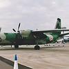 Date:  2001 - Location:  EGXJ<br /> Dep/Arv/Enr:  n/a - RW/Taxi/Ramp:  n/a<br /> Manufacturer:  Antonov <br /> Model:  An-26 - Ser/BuNo:  1310<br /> Unit: 13 ELTr/3 KOP<br /> Misc: