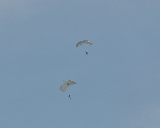 Military Parachute Images (non-team)