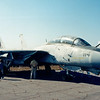 Date: unknown - Location: Titusville, FL<br /> Manufacturer: Grumman Aerospace Corp<br /> Model: F-14A<br /> Mil Reg: 161134 - Civ Reg: n/a - C/N:  361<br /> Markings:  114/NAVY/F-14A/161134/AJ/41<br /> Misc: