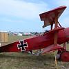 Date: 3/11/16 - Location: Titusville, FL<br /> Manufacturer: Reproduction<br /> Aircraft: Fokker Dr1<br /> Mil Reg: n/a - Civ Reg: N6404Q<br /> Markings:  Fok.DRI 425/17 /N6404Q<br /> Misc: