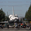 Endeavour on Martin Luther King Blvd. Oct. 14, 2012