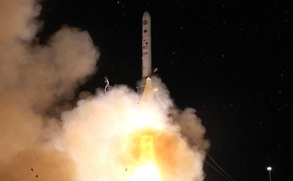 Minotaur l Launches NROL-66 on Feb. 6, 2011