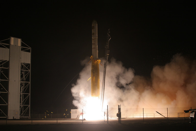 Orbital's MinotaurI launches NROL 66, a NRO payload Feb. 6, 2011 at 4:26am pst VAFB