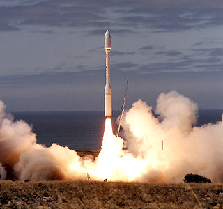 Taurus XL with ROCSAT-2 launched from Vandenberg AFB.  05-20-2004
