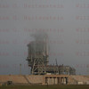 A  foggy morning for STS-133 Discovery's last day on Earth Feb. 23, 2011.