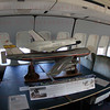 A 1/40 scale model of NASA905/Endeavour at Dryden, Edwards AFB Sept.20,2012