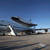 NASA905/Endeavour at Dryden, Edwards AFB Sept.20,2012