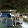 Inside NASA905/Endeavour at Dryden, Edwards AFB Sept.20,2012