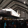 Endeavour's Grand Opening at California Science Center, Oct. 30, 2012 Panorama
