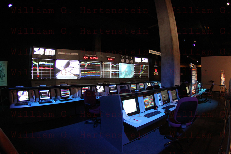 Rocketdyne Canoga Park SSME Control Room, Endeavour's Grand Opening at California Science Center, Oct. 30, 2012