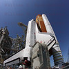 STS-134 Endeavour on Pad 39A March 11, 2011
