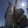 STS-134 Endeavour on Pad 39A for final Mision 03-11-2011