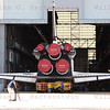 STS-132 Atlantis enter VAB for stacking.