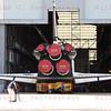 STS-132 Atlantis enter VAB for stacking.