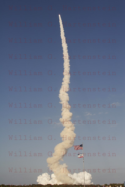 STS-133 Discovery launches on its last Mission 02-24-2011