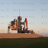 STS-134 Endeavour on Pad 39A at sunrise March 11, 2011