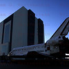 STS-134 moves from OPF-2 to VAB for the final time Feb. 28, 2011