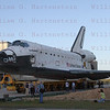 STS-134 Endeavour rollsover to VAB for mating 02-28-2011