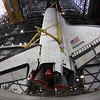STS-135 Atlantis final VAB lift to mate May 18, 2011