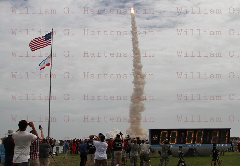 STS-135 Atlantis launches on last Shuttle Mission July 8, 2011 @ 11:29am EDT