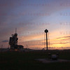 STwo nights beforeTS-135 Atlantis launches on last Shuttle Mission July 8, 2011 @ 11:29am EDT
