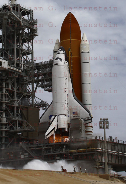 STS-135 Atlantis GO FOR MAIN ENGINE START on last Shuttle Mission July 8, 2011 @ 11:29am EDT