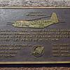 Date: 10/7/11 - Location: Okaloosa County, FL<br /> Misc:  The Jockey 14 memorial plaque
