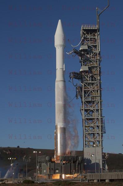 Atlas 5 DMSP F-19  Launched April 3, 2014