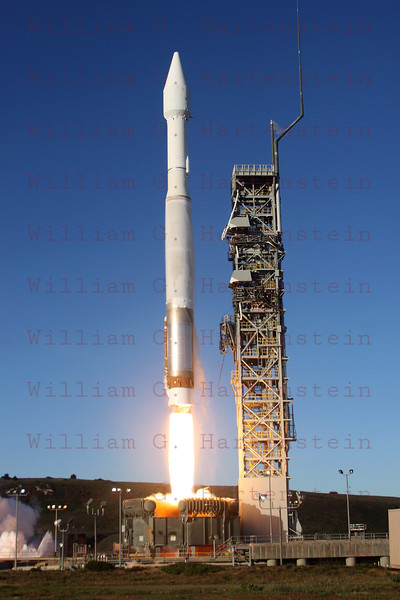 Atlas 5 DMSP F-19  Launched April 3, 2014