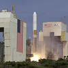 ULA Delta 4/NROL-25 Lifts off from Space Launch Complex 6 at Van